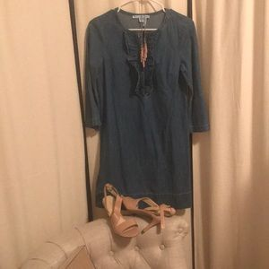 Draper James denim dress